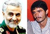 ماجرای تکاندهنده پیکر سالم یک شهید در کنار مزار سردار سلیمانی + فیلم