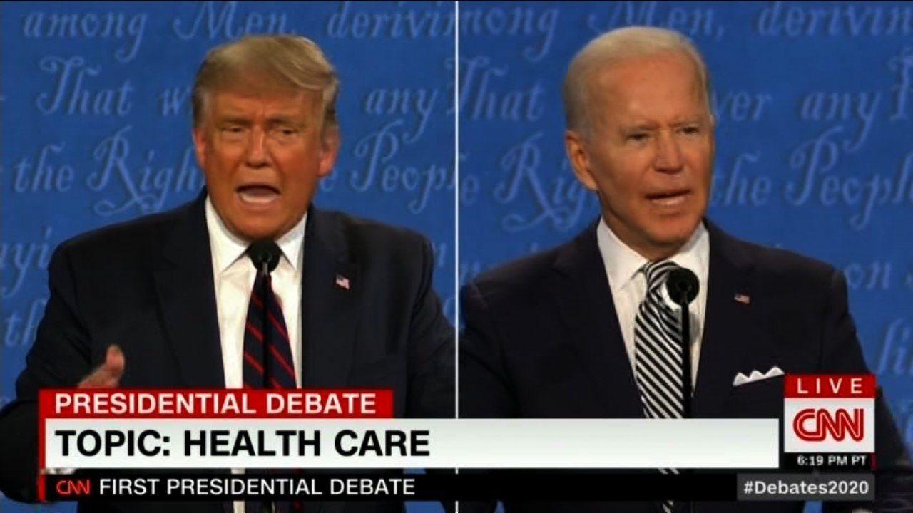 دوئل انتخاباتی آمریکا بدون ارتباط مستقیم بین «دونالد ترامپ» و «جو بایدن» برگزار شد